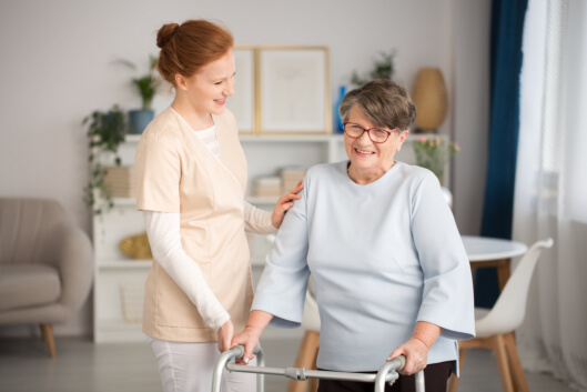 What Can You Do to Prevent Elderly Falls at Home